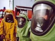 Chemieschutzanzug