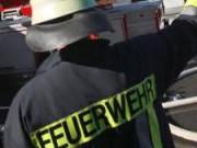 Feuerwehrmann-Ruckenschild
