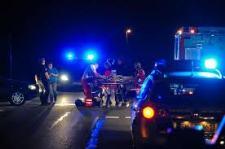 Rettungsdienst-Verkehrsunfall