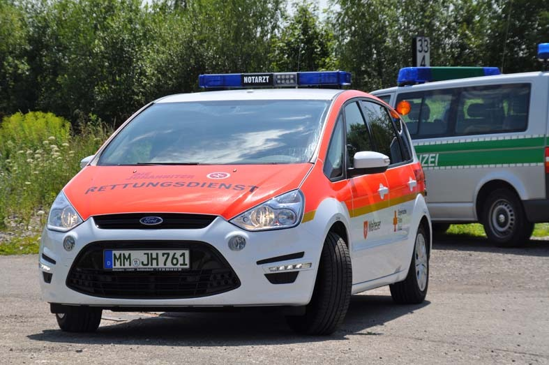 Notarzt-Polizei 2