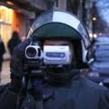 Polizist-Video