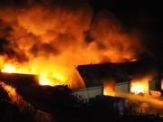 2012-03-29 Pforzen ostallgaeu Grossbrand Wertstoffzentrum Bayern Feuerwehr