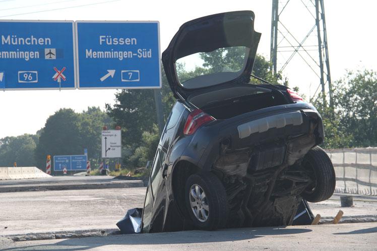 12-08-2012 A96 AK-Memmingen Baugrube new-facts-eu