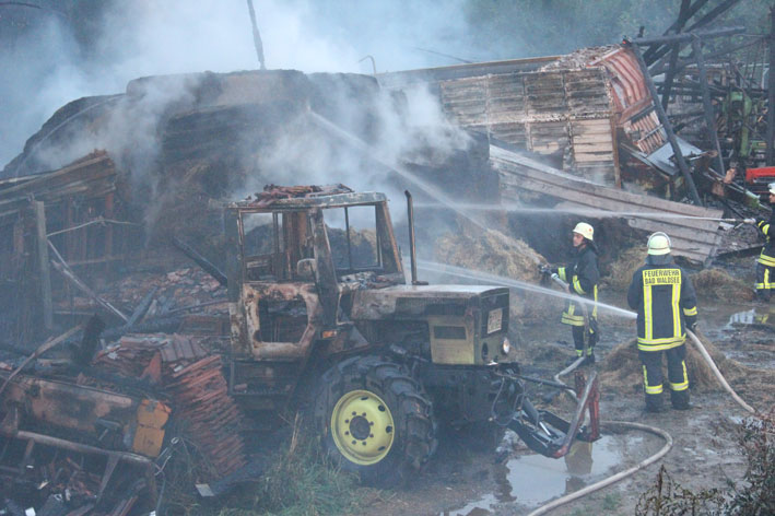 24-08-2012 Brand Bauernhof Bad-wurzach-graben new-facts-eu