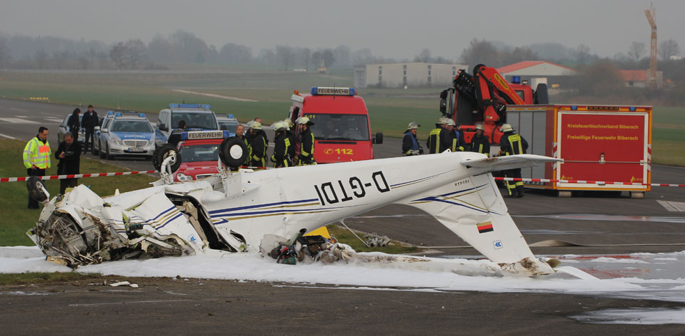 18-11-2012 biberach birkenhard flugzeugabsturz new-facts-eu