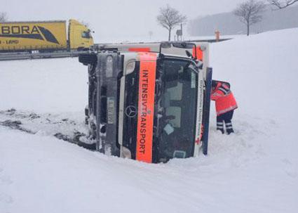 a96 mindelheim verkehrsunfall intensivtransport new-facts-eu
