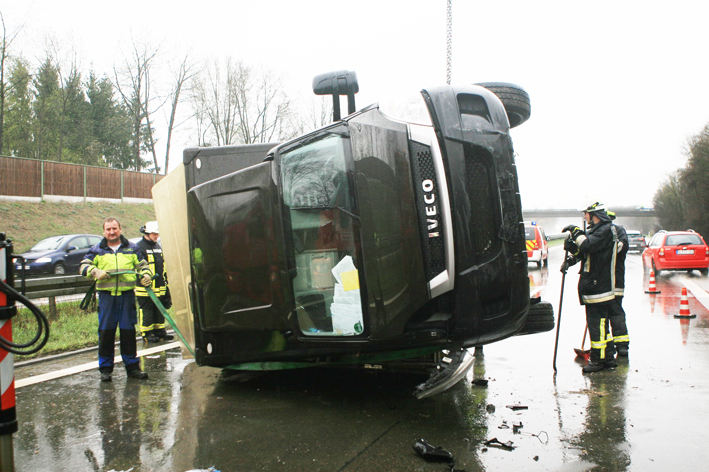 19-04-2013 bab-a7 elchinger-kreuz unfall feuerwehr-oberelchingen höödobler zwiebler new-facts-eu20130419 titel