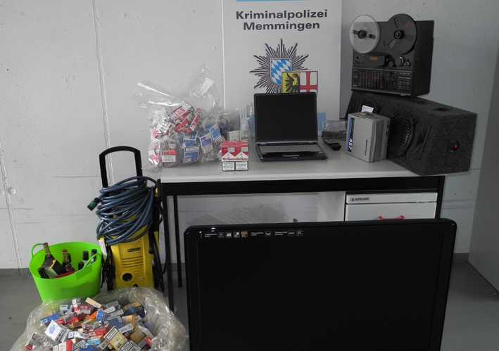 28-04-2013 diebesgut unterallgau verbrauchermarkte kripo-memmingen pressefoto new-facts-eu