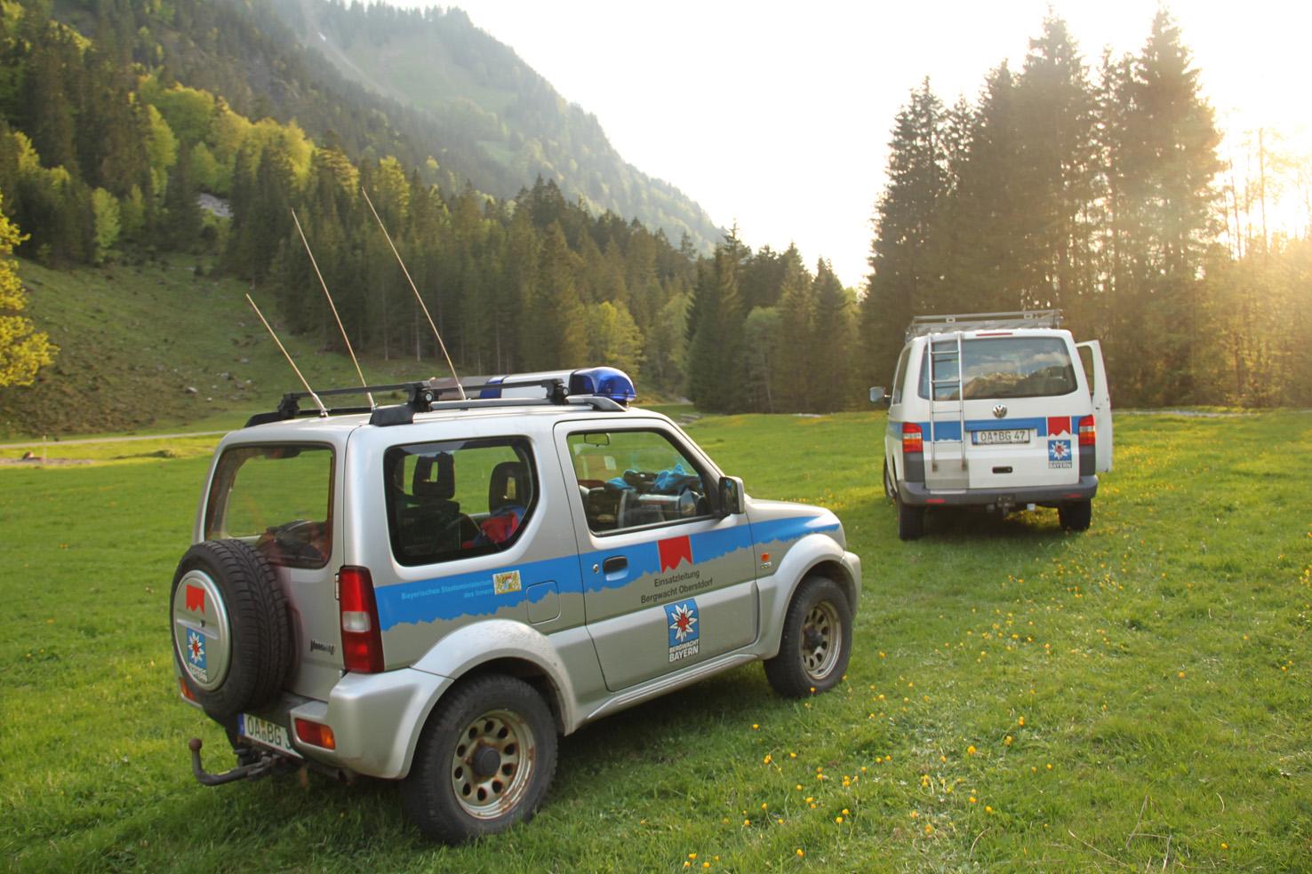 16-05-2013 oberallgau oberstdorf bergwacht polizeihubschrauber rettungsaktion hahnenkopf poeppel new-facts-eu20130516 0179