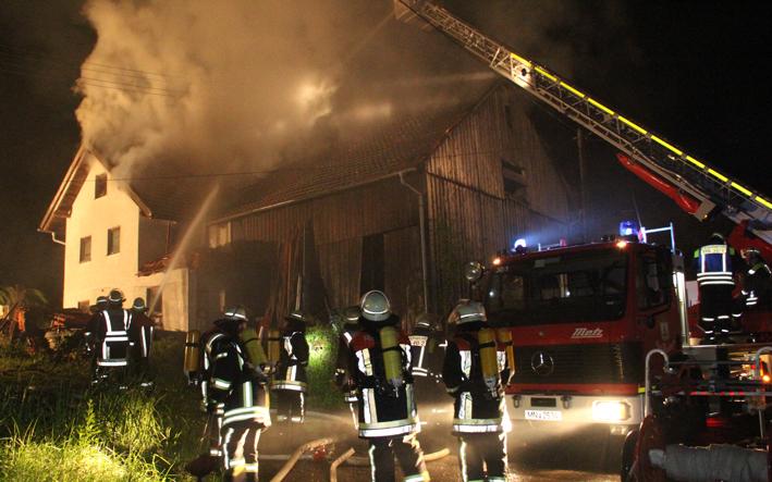 03-06-2013 unterallgau altensteig brand feuer gebaude wohnung verletzter Feuerwehr-mindelheim poeppel new-facts-eu20130603 titel