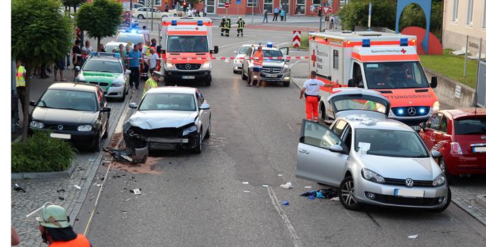 07-07-2013 guenzburg unfall bahnhofstrasse schwerverletzte obeser new-facts-eu20130707 titel