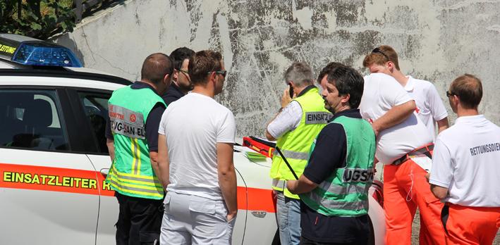 23-07-2013 kempten stadion manV schulsportfest kreislaufkolaps Rettungsdienst UG-San-EL poeppel new-facts-eu20130723 titel