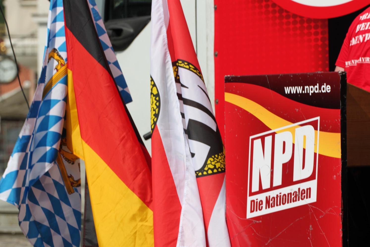 15-07-2013 unterallgäu mindelheim npd-kundgebung poeppel new-facts-eu20130715 0007