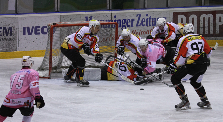 13-10-2013 eishockey memmingen ecdc indians piessenberg fuchs new-facts-eu titel