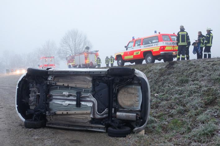 30-12-2013 neu-ulm weissenhorn unfall feuerwehr new-facts-eu20131230 titel