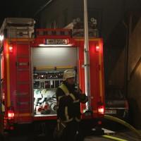 Memmingen - Brand an der Stadtmauer - Brandanschlag oder nur ein dummer Jugendstreich