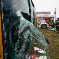 LKW Unfall UlmBlaustein-Wippingen