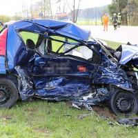 Obergünzburg - Frontalzusammenstoss endet tödlich