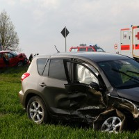 BZ/Nornheim B10 schwerer VU 2PKW 3 schwer Verletzte