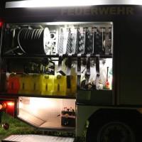 Biesenhofen - Wieder brennt ein Stadel auf seltsame Art und Weise