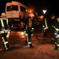Langenau 19 Verletzte