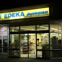 Lindenberg - Raubüberfall auf Lebensmitteldiscounter