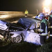 A96-Erkheim - Mehrere Unfälle und Verletzte nach Grauüelschauer