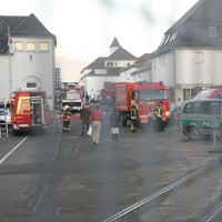 Ulm, Gefahrguteinsatz Fa Cassidian