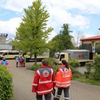 17-05-2014_lindau_weiler_evakuierungsuebung_bombenfund_betreuungsdienst_brk_schwaben-kontingent_groll_new-facts-eu20140517_0070
