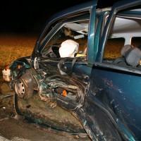 Berghülen VU mit mehreren Verletzten