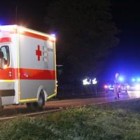 Roller-Unfall Gerlenhofen