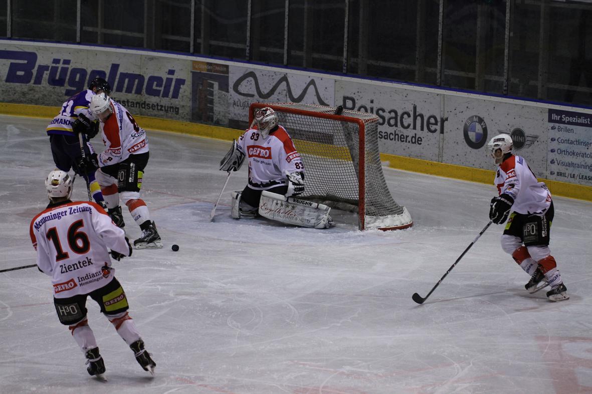 Memmingen Eishockey