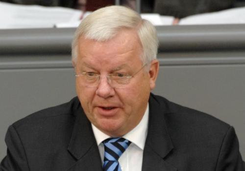 Michael Fuchs, Deutscher Bundestag  / Lichtblick / Achim Melde,  Text: über dts Nachrichtenagentur