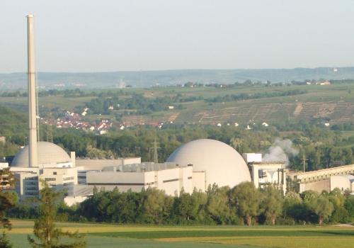 Atomkraftwerk Neckarwestheim, über dts Nachrichtenagentur