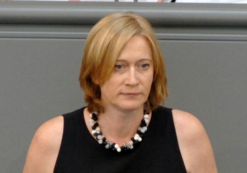 Kerstin Andreae, Deutscher Bundestag/Lichtblick/Achim Melde,  Text: über dts Nachrichtenagentur
