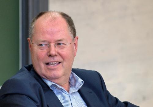 Peer Steinbrück, über dts Nachrichtenagentur
