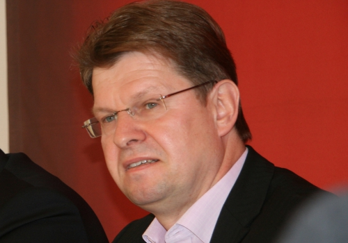 Ralf Stegner, SPD Schleswig-Holstein, Lizenztext: dts-news.de/cc-by