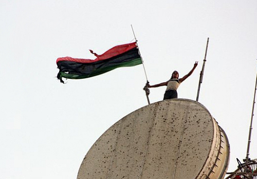Libysche Rebellen, über dts Nachrichtenagentur