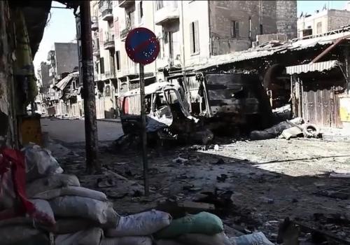 Bürgerkrieg in Aleppo, über dts Nachrichtenagentur