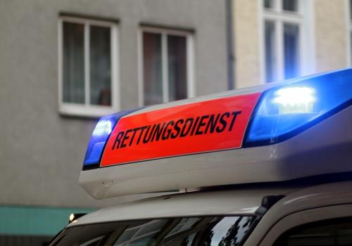 Rettungsdienst, über dts Nachrichtenagentur
