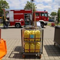 01-06-2014_unterallgaeu_babenhausen_gw-logistik_segnung_gaudiwettbewerb_groll_new-facts-eu20140601_0011