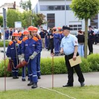 01-06-2014_unterallgaeu_babenhausen_gw-logistik_segnung_gaudiwettbewerb_groll_new-facts-eu20140601_0066