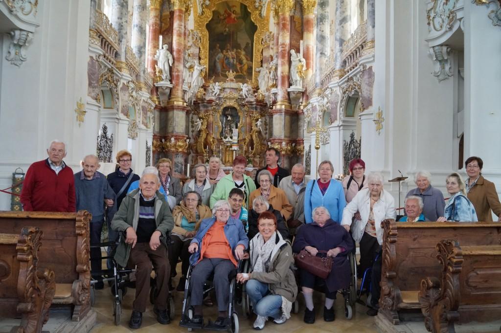 Text und Bild: Sabine Maurus, Senioren- und Pflegeheim Obergünzburg