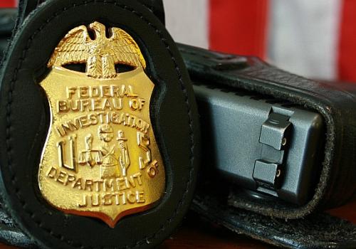 FBI-Dienstmarke, FBI, über dts Nachrichtenagentur
