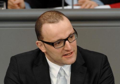 Jens Spahn, Deutscher Bundestag  / Lichtblick / Achim Melde,  Text: über dts Nachrichtenagentur