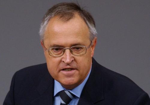 Hans Eichel,  Deutscher Bundestag / Lichtblick/Achim Melde,  Text: über dts Nachrichtenagentur
