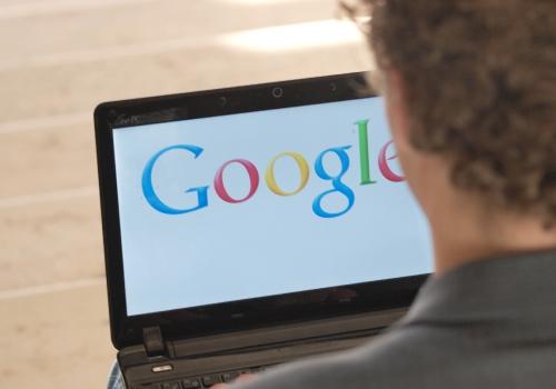 Google-Nutzer am Computer, über dts Nachrichtenagentur