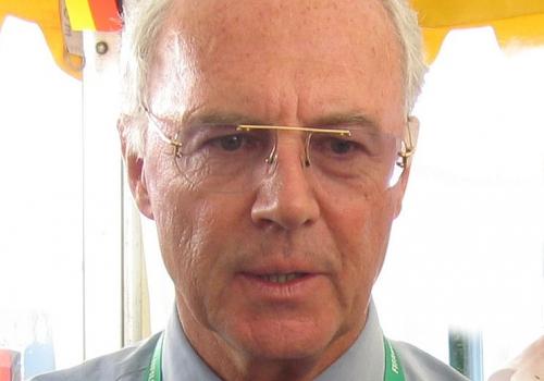 Franz Beckenbauer, über dts Nachrichtenagentur
