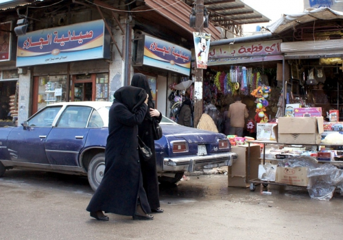 Straßenszene in Syrien, über dts Nachrichtenagentur
