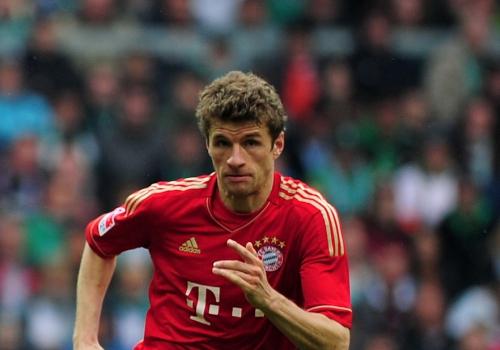 Thomas Müller (FC Bayern München), Pressefoto Ulmer, über dts Nachrichtenagentur
